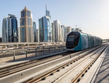 Success in the railway market in the Arabian Peninsula