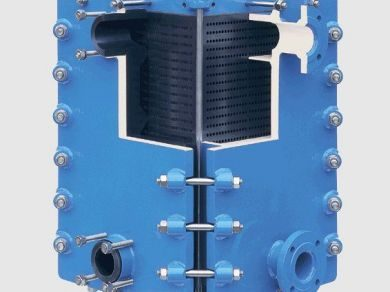 graphite heat exchanger Mersen