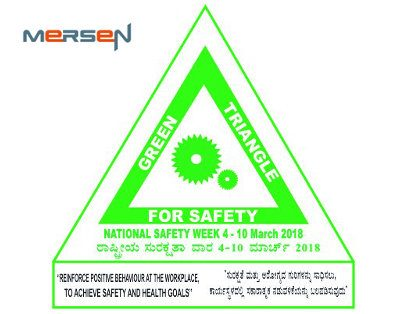 Mersen India safety week
